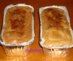 PLUM CAKE ARANCIA E GOCCE DI CIOCCOLATO
