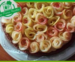 """TORTA """"FIORE DI MELE"""""""