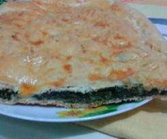 Pizza Napoletana Scarole e Olive