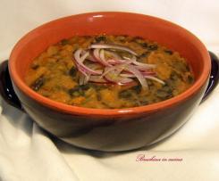 Zuppa di fagioli per TM6