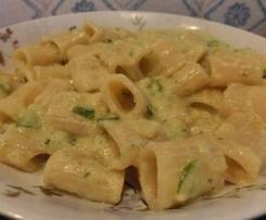 La Mia Carbonara Risottata (versione vegetariana)