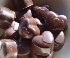 Cioccolatini fondenti ripieni