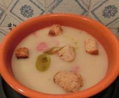 Zuppa Carnica di Salame (ricetta tipica friulana)