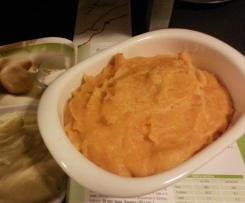 Purè di carote e patate (Purè di giraffa)
