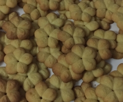 Biscottini al burro di casa mia