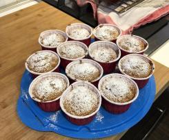 Muffin Integrali mele e cannella