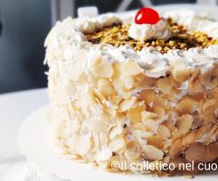 Torta Fedora, torta di ricotta siciliana