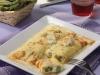 Crêpes con asparagi e gorgonzola