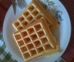 Waffle (anche detti gaufre)