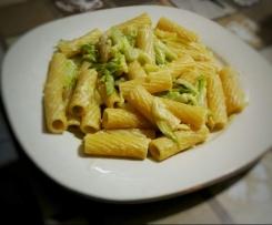 Pasta Zucchine e Mascarpone