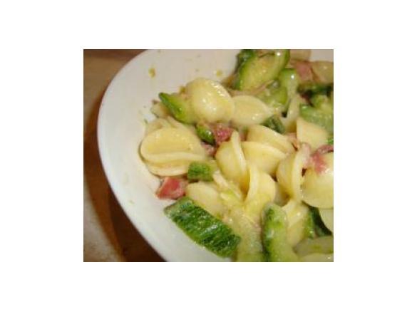 Ricette bimby pasta zucchine e speck
