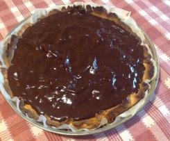 Crostata semolino e cioccolato