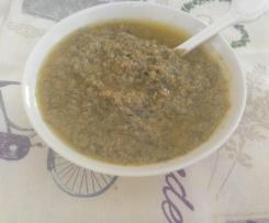 Condimento per crostini ai capperi ( contest pesto e condimenti)