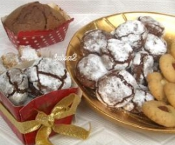 Chocolate clinkles (Natale)