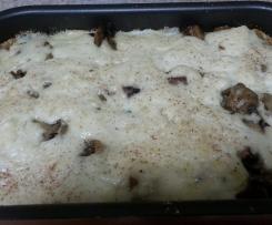 Cannelloni carne e funghi