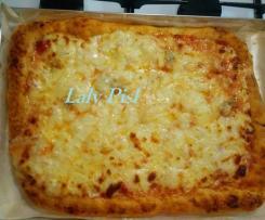 Pizza SG in teglia (Senza Glutine)