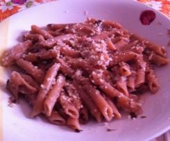 Pasta risottata con radicchio di Chioggia