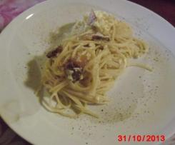 Carbonara cotta