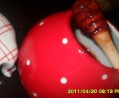 Marmellata di fragole e nocciole