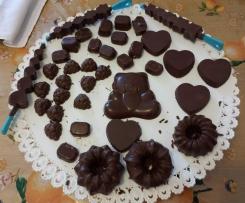 cioccolatini ai 4 gusti