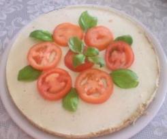 CHEESE CAKE SALATA  AL POMODORO