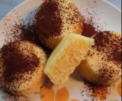 Cupcakes Cocco e Arancia cotti a Varoma
