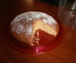 La mia torta veloce da inzuppo