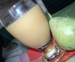 Succo di frutta alla pera