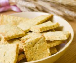 Crackers alla paprika