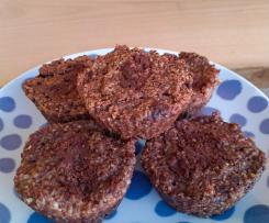 Muffin vegani cacao e nocciole