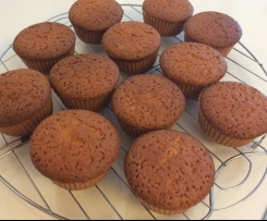 Muffin senza glutine alle mandorle