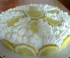 Torta deliziosa a limone