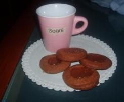 biscotti cioccolato e pere
