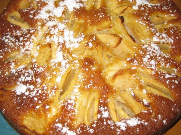 Torta Di Mele Sofficissima