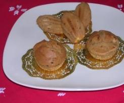 Muffin di farina di farro