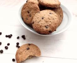 Biscotti al farro con semi di chia -contest dolci fit senza burro senza uova