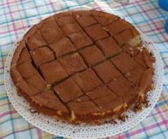 CHEESE CAKE DI CASTAGNE