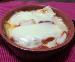 Gnocchi di ricotta e Parmigiano alla sorrentina