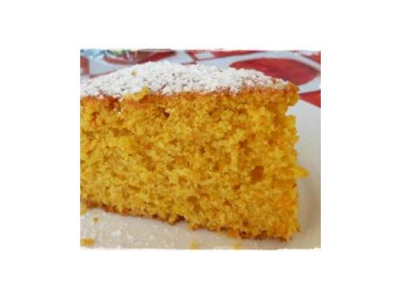 Torta Mandorle Bimby.Torta Di Carote Mandorle E Arance