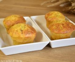 Muffin agli asparagi