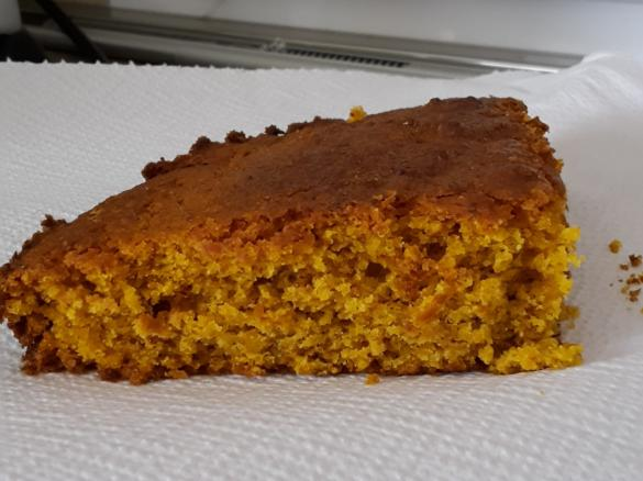 Torta Mandorle Bimby.Torta Vegana Di Carote E Mandorle