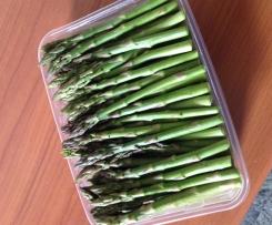 Risotto integrale asparagi stracchino