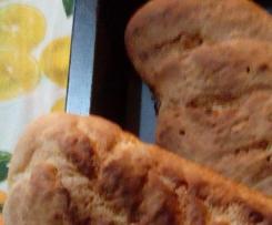 pane croccante e profumato senza glutine ...per celiaci  :-)