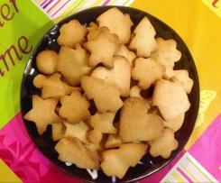 Biscotti di kamut alla nocciola
