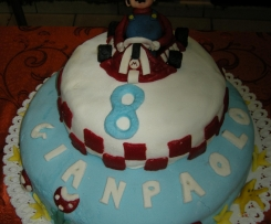 SUPERTORTA DI SUPERMARIO