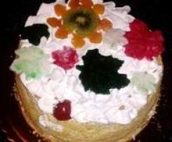 torta sinfonia d'autunno