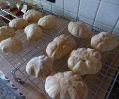 pane rosette di farine miste