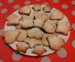 Biscottini alle mandorle (senza glutine)