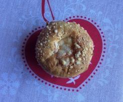 Muffin salato zucchine e formaggio