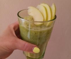 Smoothie Mela e Kiwi (Contest 7 Ingredienti)